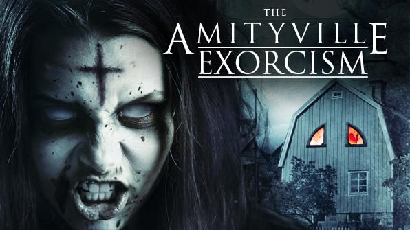 Amityville Exorcism, Movie on DVD, Horror