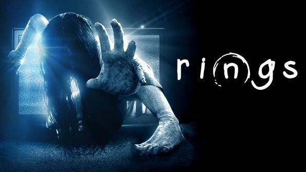 Rings, Movie on DVD, Horror