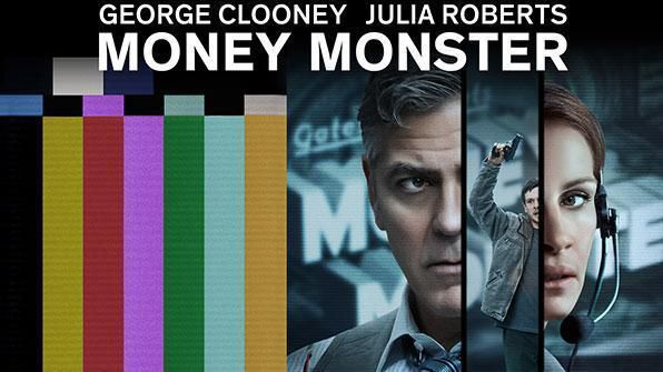 Money Monster, Movie on BluRay, Drama