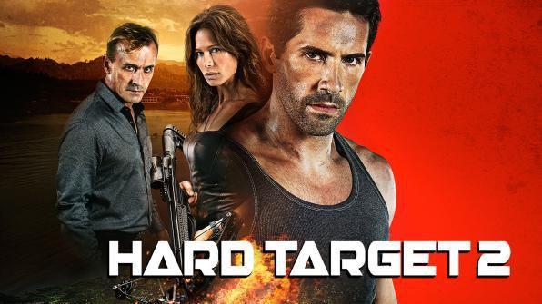 Hard Target 2, Movie on DVD, Action