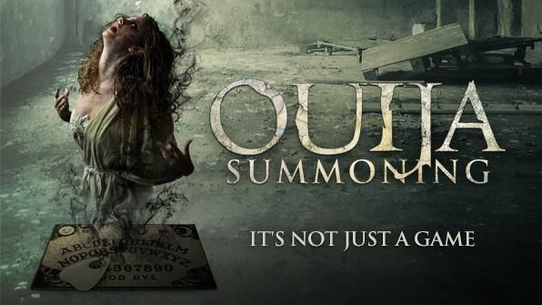 Ouija Summoning, Movie on DVD, Horror