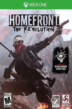 Homefront: The Revolution Xbox One, Game on XBOXONE, Shooter