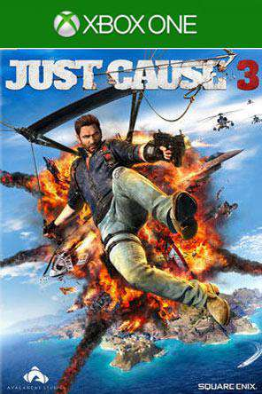 Just Cause 3 Xbox One, Game on XBOXONE, Action