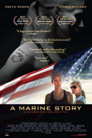 A Marine Story, Movie on DVD, Drama