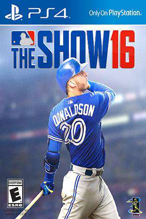 MLB 16 The Show, Game on PS4, Sports