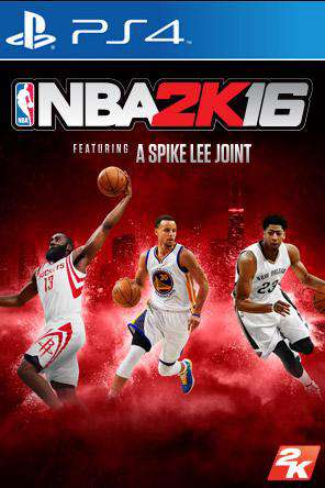 NBA 2K16, Game on PS4, Sports