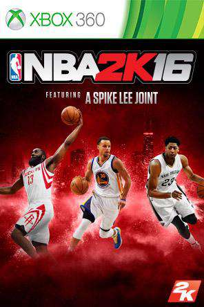 NBA 2K16 Xbox 360, Game on XBOX360, Sports