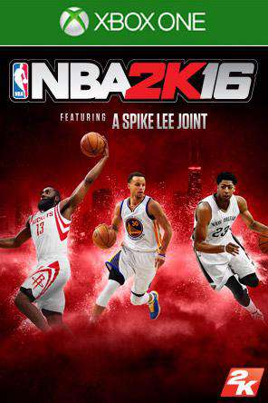NBA 2K16 Xbox One, Game on XBOXONE, Sports