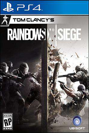 Rainbow Six: Siege, Game on PS4, Shooter