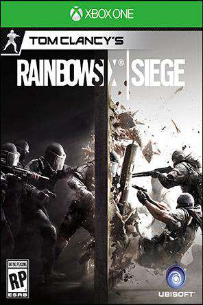 Rainbow Six: Siege Xbox One, Game on XBOXONE, Shooter
