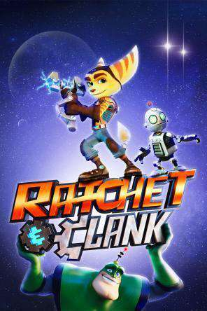 Ratchet & Clank, Movie on DVD, Animated