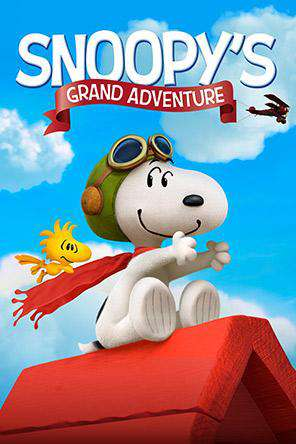 Snoopy's Grand Adventure, Game on PS4, Family