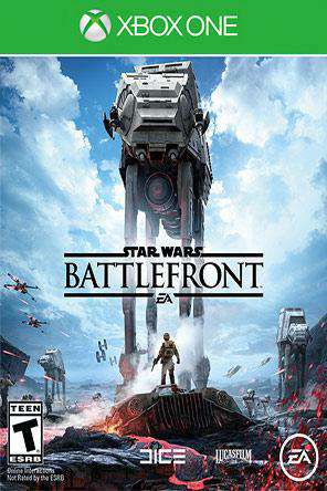 Star Wars: Battlefront Xbox One, Game on XBOXONE, Shooter