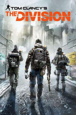 Tom Clancy's The Division, Game on PS4, Shooter