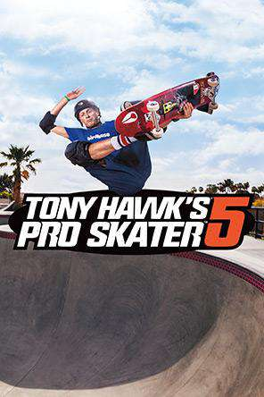 Tony Hawk's Pro Skater 5, Game on PS4, Sports