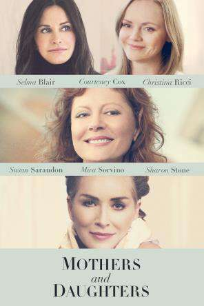 Mothers and Daughters, Movie on DVD, Drama