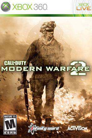 Call of Duty: Modern Warfare 2 Xbox 360, Game on XBOX360, Shooter