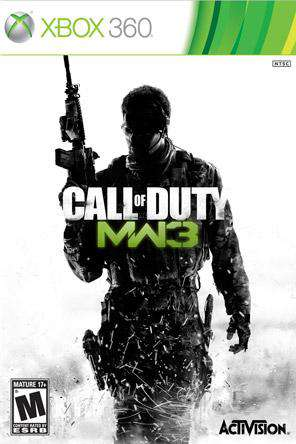 Call of Duty: Modern Warfare 3 Xbox 360, Game on XBOX360, Shooter