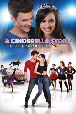 A Cinderella Story: If The Shoe Fits, Movie on DVD, Drama