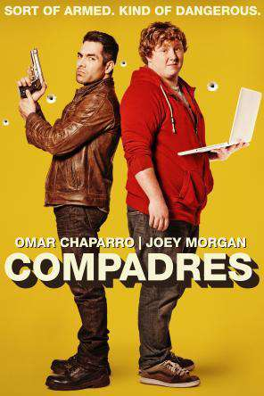Compadres, Movie on DVD, Action Movies, Comedy