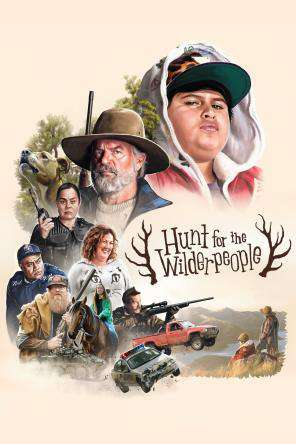Hunt For The Wilderpeople, Movie on DVD, Adventure Movies, Comedy