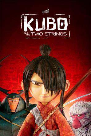Kubo and the Two Strings, Movie on DVD, Family Movies, Adventure Movies, Animation