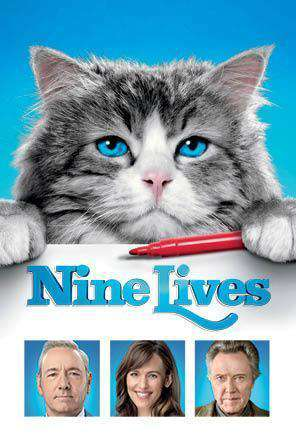 Nine Lives, Movie on DVD, Comedy Movies, Family