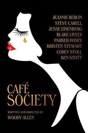 Cafe Society, Movie on DVD, Comedy Movies, Drama Movies, Period