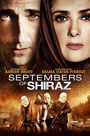 Septembers of Shiraz, Movie on DVD, Drama Movies, Thriller & Suspense