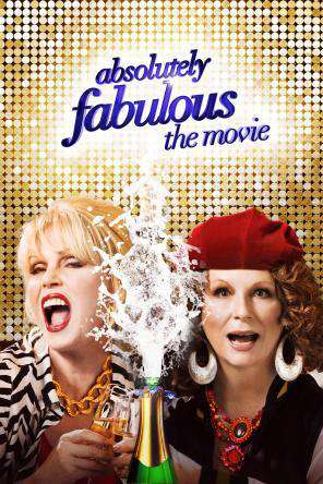 Absolutely Fabulous: The Movie, Movie on DVD, Comedy Movies, Special Interest Movies, Adaptation Movies, Foreign