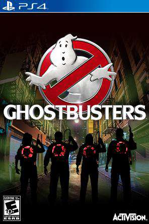 Ghostbusters, Game on PS4, Action