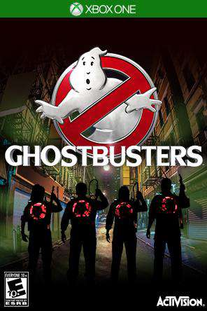 Ghostbusters Xbox One, Game on XBOXONE, Action
