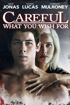Careful What You Wish For, Movie on DVD, Thriller & Suspense