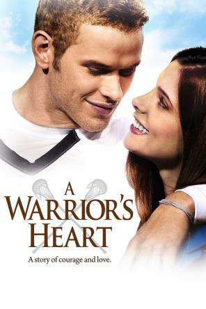 A Warrior's Heart, Movie on DVD, Drama Movies, Romance