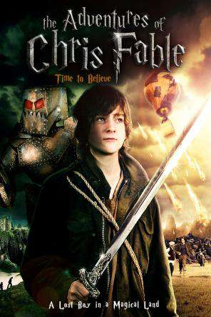 The Adventures of Chris Fable, Movie on DVD, Adventure Movies, Family