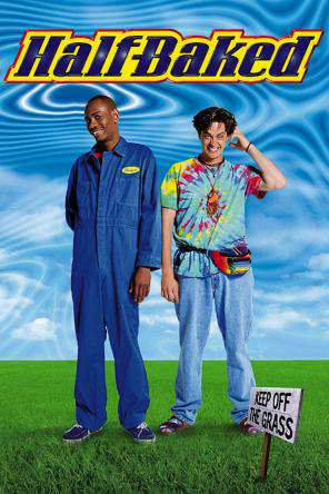 Half Baked (1997), Movie on DVD, Comedy