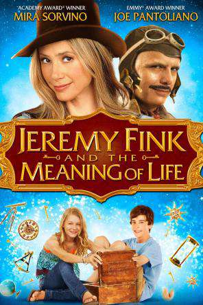 Jeremy Fink and the Meaning of Life, Movie on DVD, Family Movies, Adventure