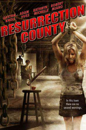 Resurrection County, Movie on DVD, Horror Movies, Suspense