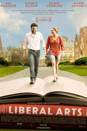 Liberal Arts, Movie on DVD, Comedy
