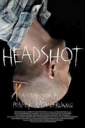 Headshot, Movie on DVD, Action Movies, Foreign