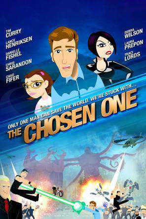 The Chosen One, Movie on DVD, Comedy Movies, Romance