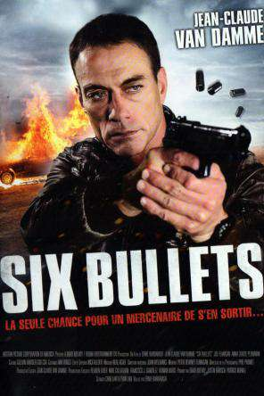 6 Bullets, Movie on DVD, Action Movies, Action