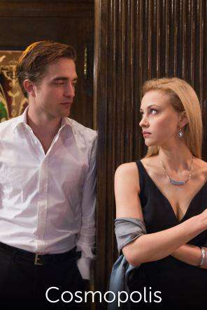 Cosmopolis, Movie on DVD, Drama