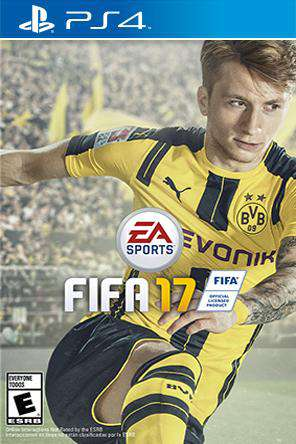 FIFA 17, Game on PS4, Sports