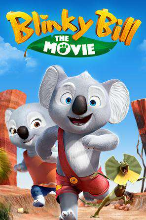 Blinky Bill: The Movie, Movie on DVD, Adventure Movies, Animated Movies, Kids Movies, Family