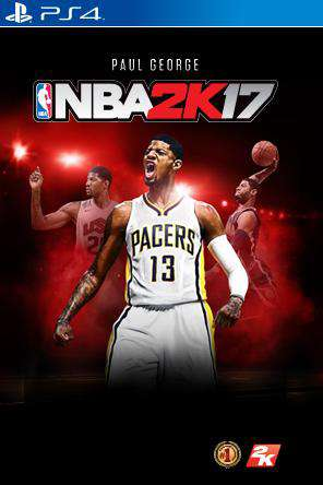 NBA 2K17, Game on PS4, Sports