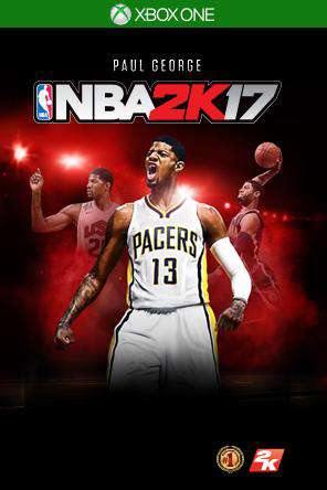 NBA 2K17 Xbox One, Game on XBOXONE, Sports