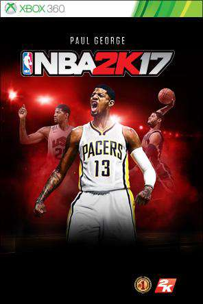 NBA 2K17 Xbox 360, Game on XBOX360, Sports