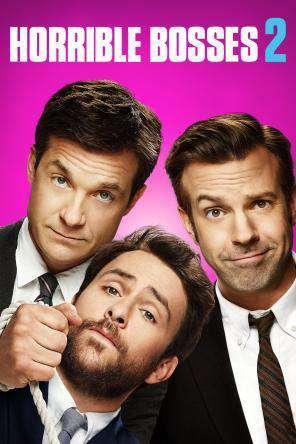 Horrible Bosses 2, Movie on DVD, Comedy