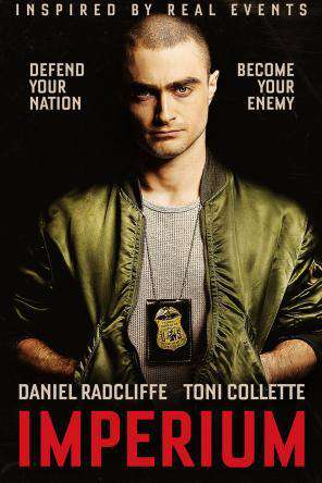 Imperium, Movie on DVD, Suspense